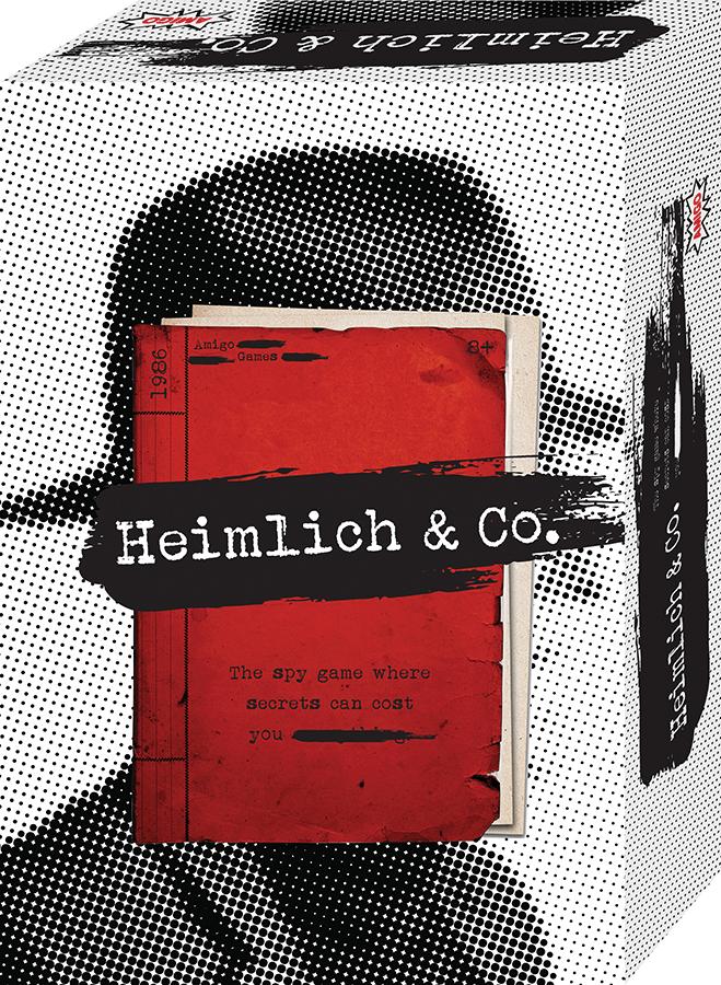 Heimlich & Co. Box Front