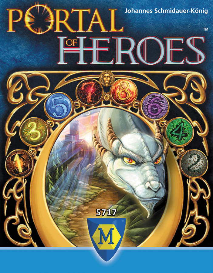 Portal Of Heroes Box Front