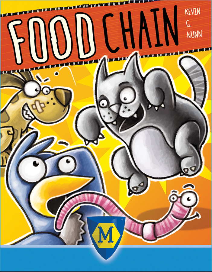 Food Chain Box Front