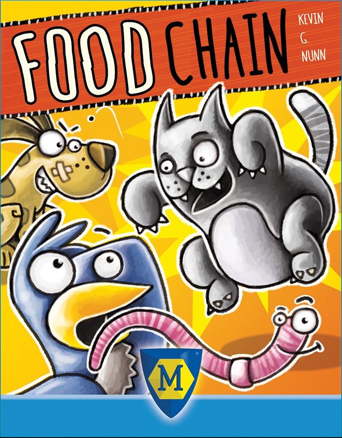 Food Chain Demo Copy Game Box
