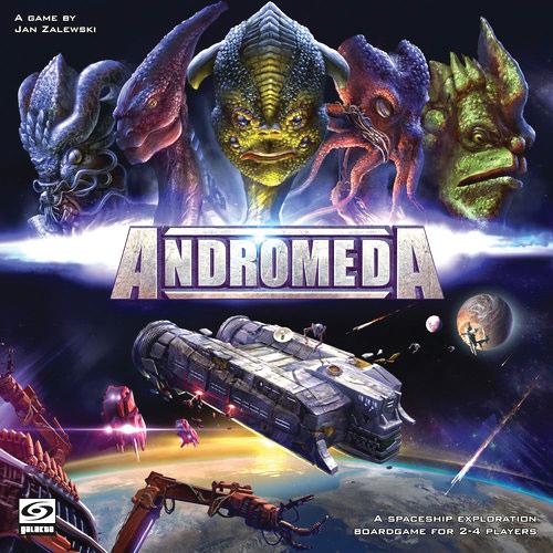 Andromeda Box Front