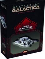 Battlestar Galactica: Starship Battles - Spaceship Pack - Cylon Heavy Raider (combat/transport) Game Box