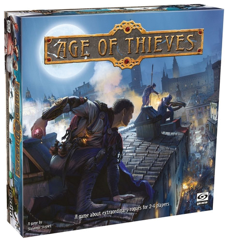 Age Of Thieves Box Front
