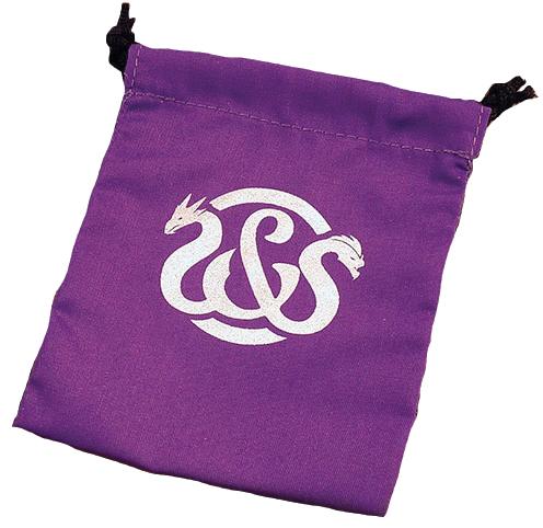 Sword & Sorcery: Critical Hits Bag (purple) Box Front