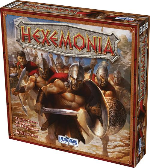 Hexemonia Box Front