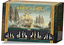 Sails Of Glory: Starter Set Box Front