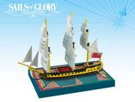 Sails Of Glory: Hms Impetueux 1796 British S.o.l. Ship Pack Box Front