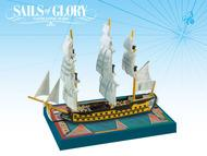 Sails Of Glory: Commerce De Bordeaux 1784 French S.o.l Ship Pack Box Front