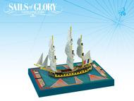 Sails Of Glory: Embuscade 1798 French Frigate Ship Pack Box Front