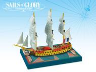 Sails Of Glory: Le Berwick 1795 French S.o.l Ship Pack Box Front