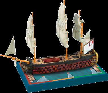 Sails Of Glory: Montagne 1790 French Sotl Ship Pack Box Front