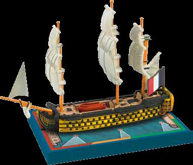 Sails Of Glory: Orient 1791 French Sotl Ship Pack Box Front