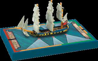 Sails Of Glory: Hms Swan 1767 British Ship Sloop Ship Pack Box Front