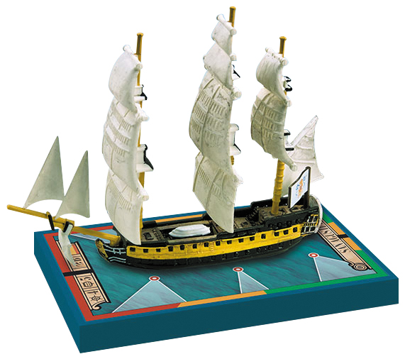 Sails Of Glory: San Agustin 1768/bahama 1783 Box Front