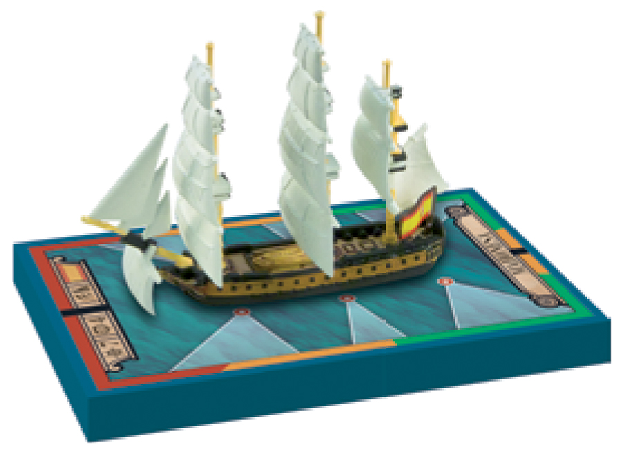 Sails Of Glory: Mahonesa 1789/ninfa 1795 Box Front