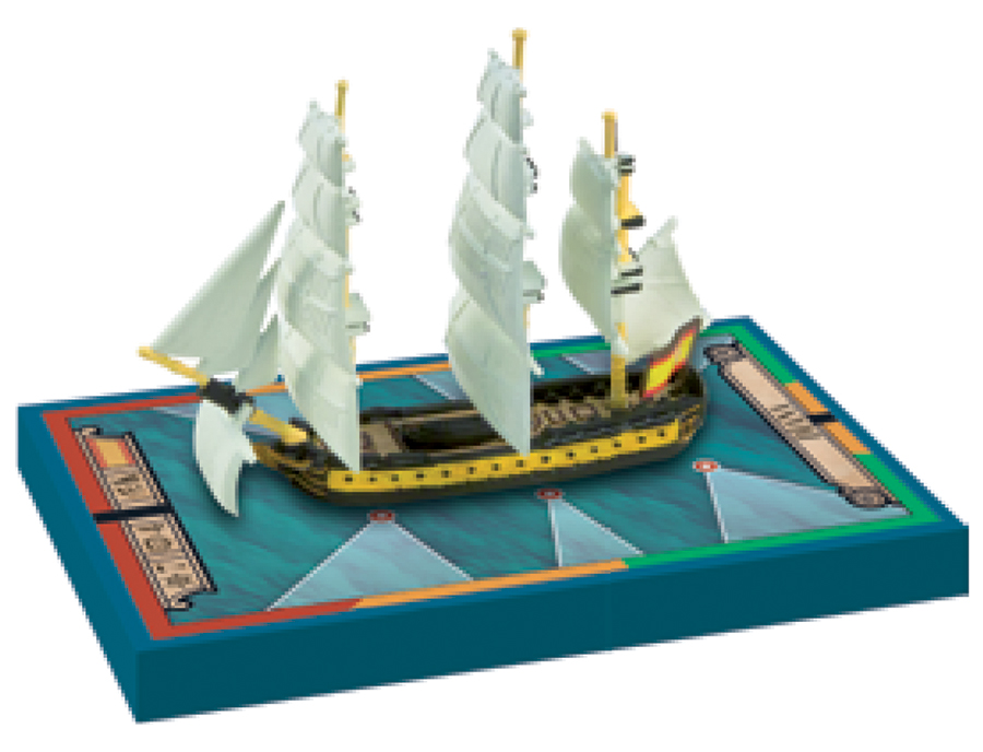 Sails Of Glory: Diana 1792/proserpina 1797 Box Front