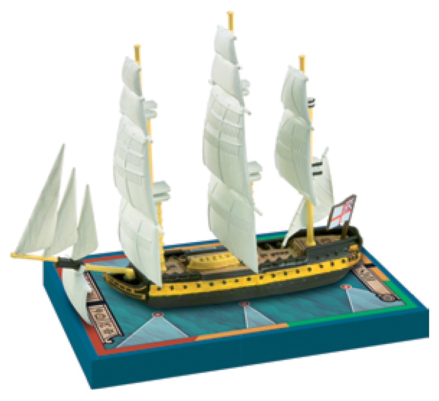 Sails Of Glory: Hms Malta 1800/hms Tonnant 1798 Box Front