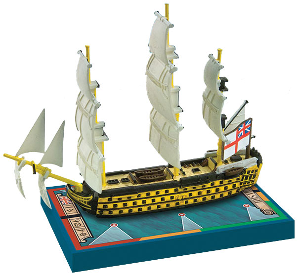 Sails Of Glory: Hms Victory 1765 (1805) Special Ship Pack Box Front