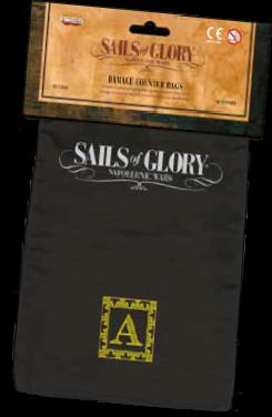 Sails Of Glory: Damage Counter Bags Box Front