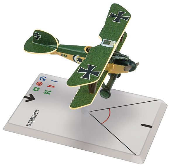 Wings Of Glory: Albatros Diii(gruber) Box Front