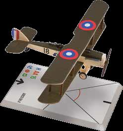 Wings Of Glory: Airco Dh.4 Cotton/betts Box Front
