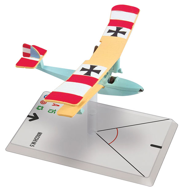 Wings Of Glory: Macchi M.5 (welker) Box Front