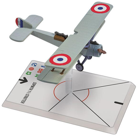 Wings Of Glory: Sopwith 1 1/2 Strutter (costes/astor) Box Front