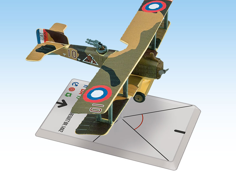 Wings Of Glory: Breguet Br. 14 A2 (stanley/folger) Game Box
