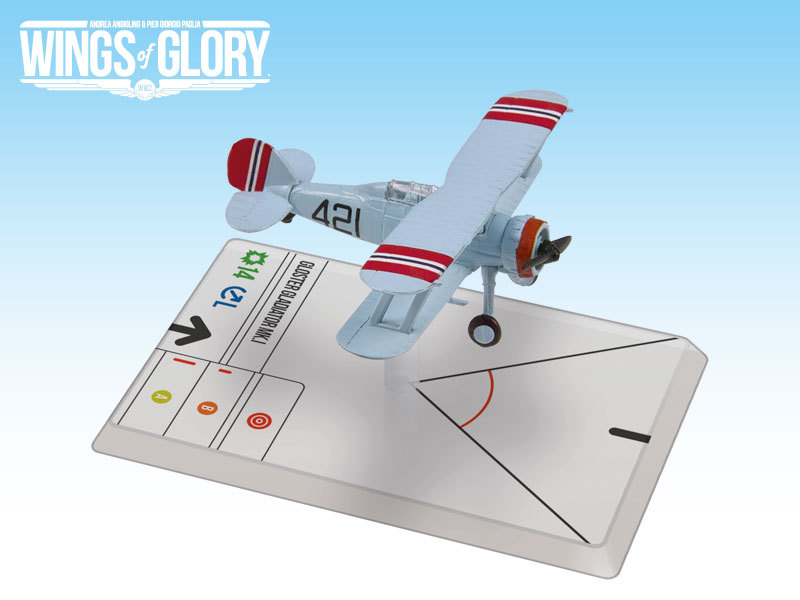 Wings Of Glory: Gloster Gladiator Mk.i (krohn) Box Front