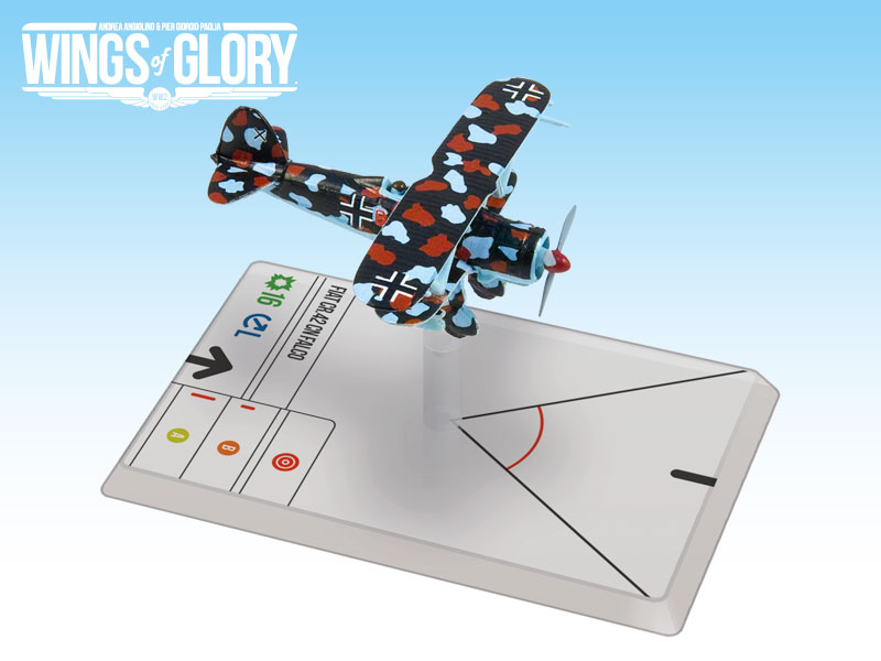 Wings Of Glory: Fiat Cr-42 Falco (gressler) Box Front