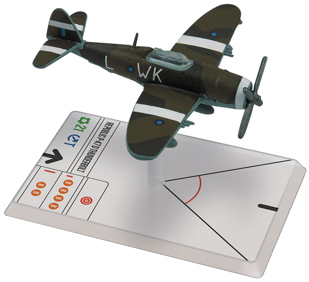 Wings Of Glory: Republic P-47d Thunderbolt (raf 135 Squandron) Box Front