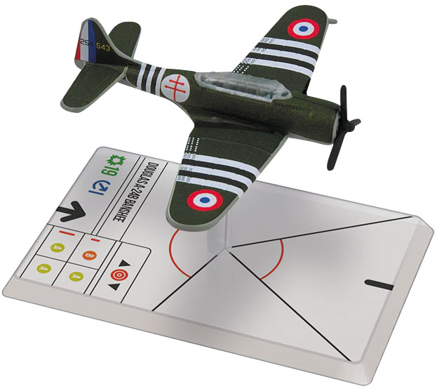 Wings Of Glory: Douglas Sbd-5 Dauntless (ruet) Box Front