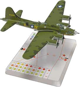 Wings Of Glory: B-17f Memphis Belle Box Front
