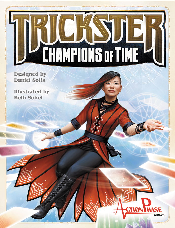 Trickster: Champions Of Time Box Front
