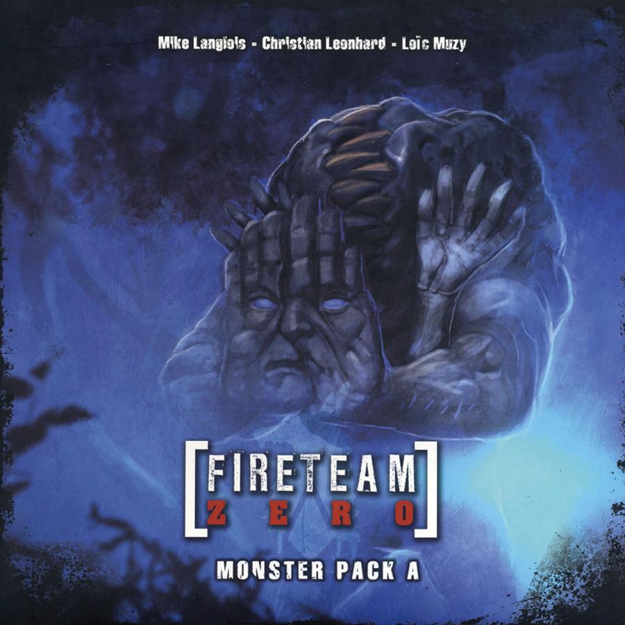 Fireteam Zero: Monster Pack A Box Front