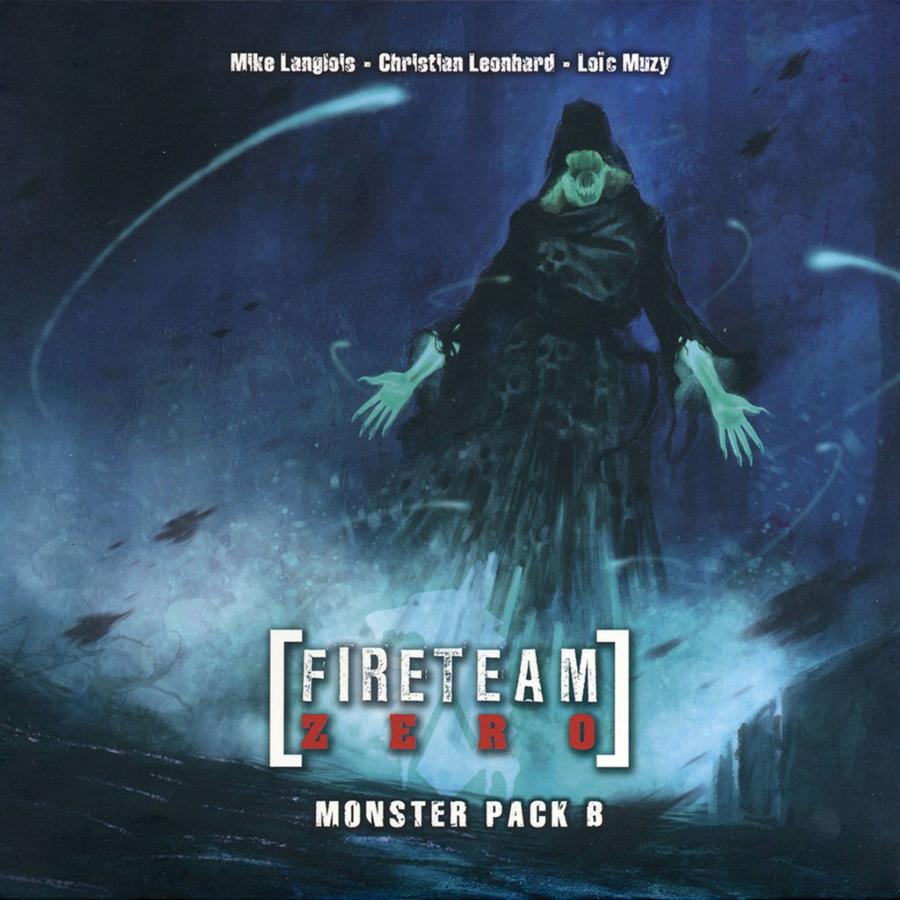 Fireteam Zero: Monster Pack B Box Front