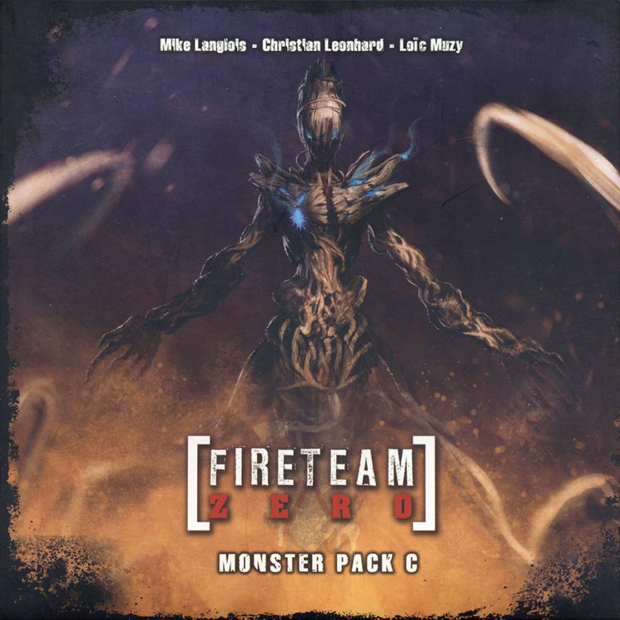 Fireteam Zero: Monster Pack C Box Front
