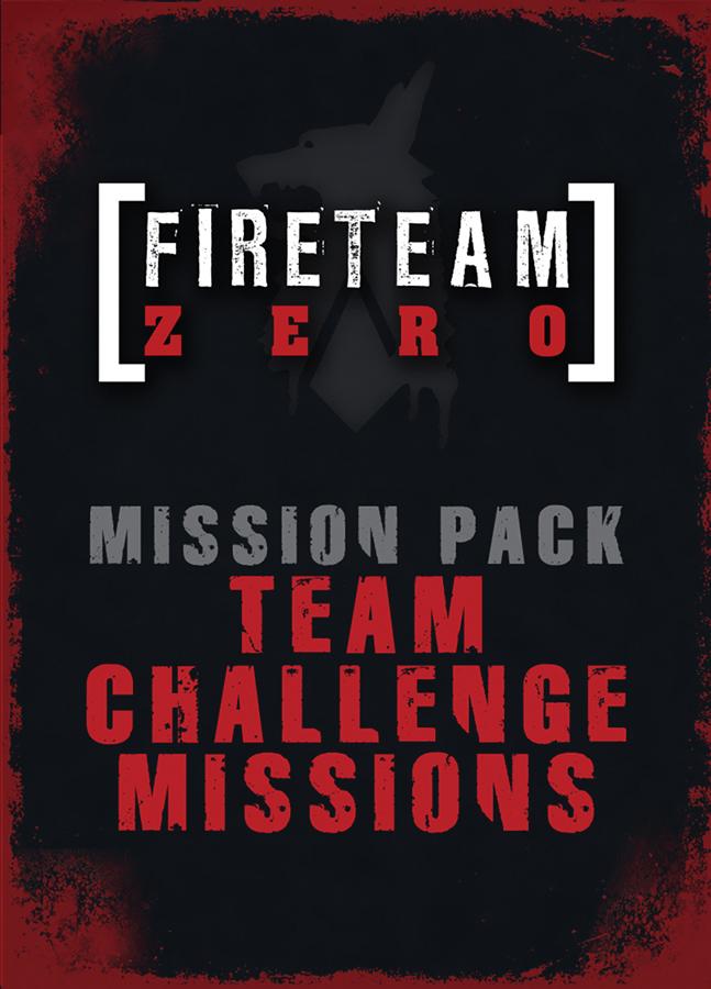 Fireteam Zero: Challenge Mission Pack Box Front