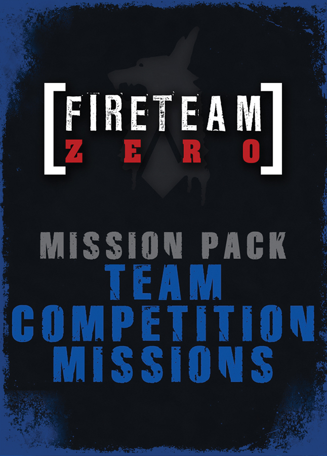 Fireteam Zero: Competition Mission Pack Box Front