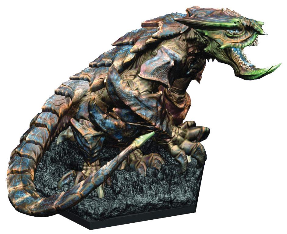Pacific Rim: Extinction Miniatures Game - Hakuja Kaiju Expansion Game Box