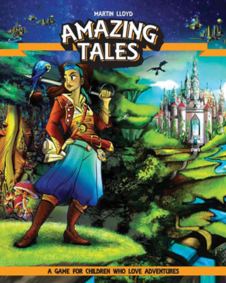 Amazing Tales Game Box