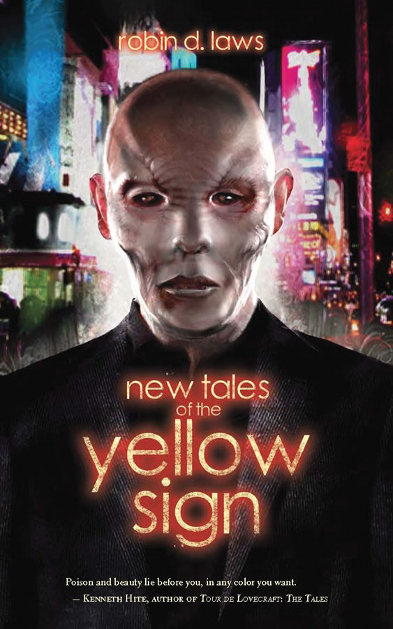 New Tales Of The Yellow Sign Box Front