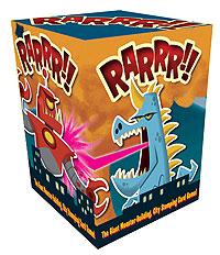 Rarrr Box Front