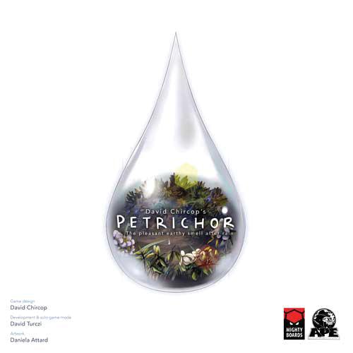 Petrichor Box Front