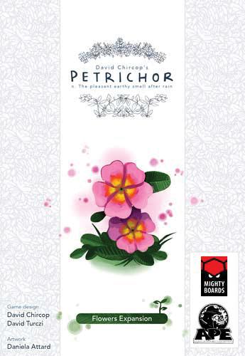 Petrichor: Flowers Expansion Box Front