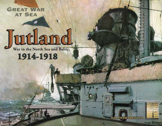 Great War At Sea: Jutland Game Box