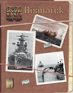 Second World War At Sea: Bismarck Box Front