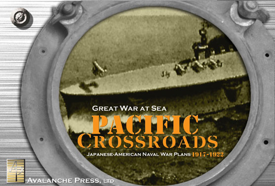 Great War At Sea: Pacific Crossroads Box Front