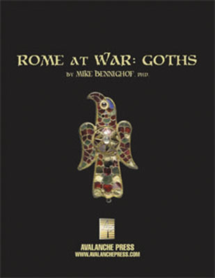 Rome At War: Goths Box Front
