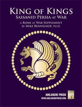 Rome At War: King Of Kings Game Box
